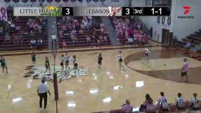 Replay: Little Miami vs Lebanon | Sep 14 @ 7 PM
