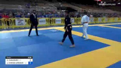 JAD CHRISS URRIBARRI vs ZAIN CHAUDHRY 2021 Pan Kids Jiu-Jitsu IBJJF Championship