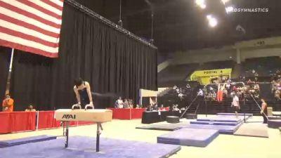 Kai Uemura - Pommel Horse, Lakeshore Academy of Art Gymnastics - 2021 USA Gymnastics Development Program National Championships