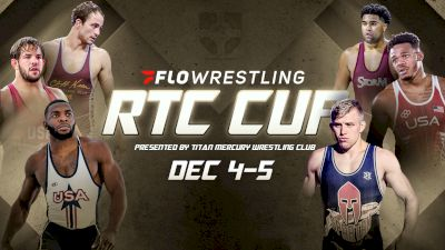 Full Replay - FloWrestling: 2020 RTC Cup Pres. by TMWC - Dec 5, 2020 at 11:59 AM EST