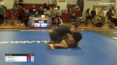 Steven Ramos vs Alan Sanchez 1st ADCC North American Trials