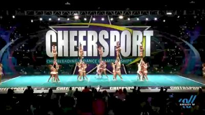CheerVille Athletics HV - Anarchy [2021 L6 Senior Coed Open - Small Day 2] 2021 CHEERSPORT National Cheerleading Championship
