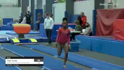 Tyler Turner - Vault, Airborne Gymnastics Training Center - 2021 American Classic and Hopes Classic