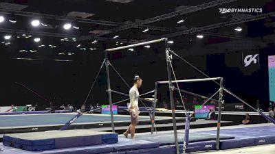 Kailin Chio - Bars, Gymcats Gym - 2021 GK US Classic & Hopes Championship