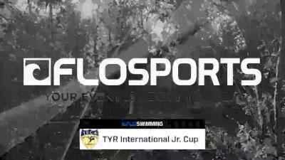 2019 ISCA TYR International Junior Cup - ISCA TYR International Junior Cup - Mar 30, 2019 at 3:30 PM EDT