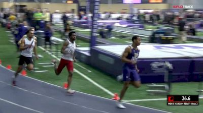 Men's 4x400m Relay, Heat 2