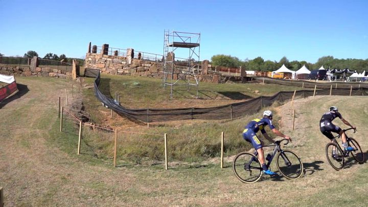 On-Site: Rain Expected To Make Course Treacherous Before 2021 UCI Fayetteville Cyclocross World Cup