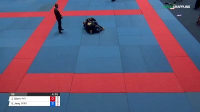 Jackson Djavn De Souza vs Seongyeong Jang 2018 Abu Dhabi Grand Slam Tokyo