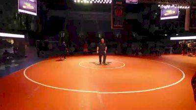 285 lbs 7th Place - Tristan Kemp, Massachusetts vs Hayden Simpson, Oklahoma
