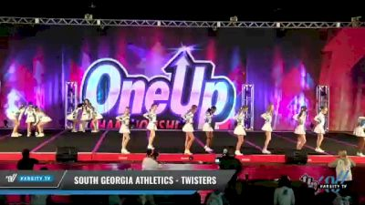 South Georgia Athletics - Twisters [2021 L5 Junior - D2 Day 2] 2021 One Up National Championship