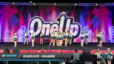 Atlanta Elite - Avalanche [2021 L3 Junior - D2 - Small Day 2] 2021 One Up National Championship