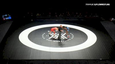 76 kg 1 Of 3 - Adeline Gray, New York Athletic Club vs Precious Bell, Titan Mercury Wrestling Club