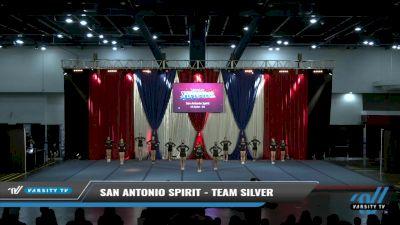 San Antonio Spirit - Team Silver [2021 L5 Junior - D2 Day 2] 2021 The American Spectacular DI & DII
