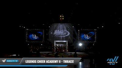 Legends Cheer Academy II - ThrACE! [2021 L3 Junior - Medium Day 2] 2021 The U.S. Finals: Louisville