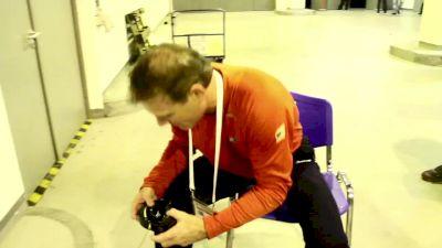 Manning Details The Burroughs Broken Ankle Saga