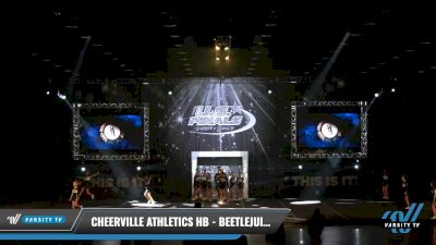 CheerVille Athletics HB - Beetlejuice [2021 L2.2 Youth - PREP Day 1] 2021 The U.S. Finals: Louisville