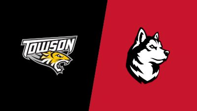 Full Replay: Towson vs Northeastern - Apr 30