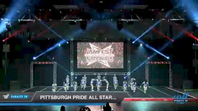Pittsburgh Pride All Stars - Purple Reign [2021 L6 Senior - XSmall Day 2] 2021 JAMfest Cheer Super Nationals