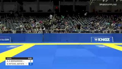 ARTURO ESPINOZA-BERNARDINO vs DENIS MITCHEL BATISTA PINTO 2021 World IBJJF Jiu-Jitsu No-Gi Championship