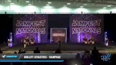 Bullitt Athletics - Rampage [2021 L5 Junior Day 2] 2021 JAMfest: Louisville Championship