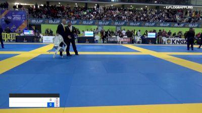 MASON EDWARD vs VICTOR HUGO 2019 European Jiu-Jitsu IBJJF Championship
