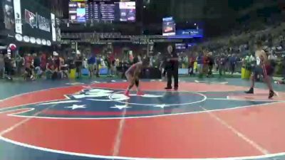 126 lbs Round Of 128 - Mason Gibson, Pennsylvania vs William Miller, Arkansas