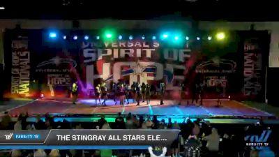 The Stingray Allstars - Marietta - Electric [2021 Senior Small Coed Open 6 Day 2] 2021 Universal Spirit: Spirit of Hope National Championship