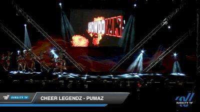Cheer Legendz - Pumaz [2020 L6 Senior Coed - XSmall Day 2] 2020 GLCC: The Showdown Grand Nationals