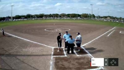 Indiana Wesleyan U vs. Cornerstone Univer - 2020 THE Spring Games