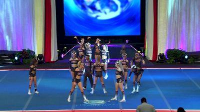 Steele Athletics - Titanium [2018 Senior X-Small Coed Finals] The Cheerleading Worlds