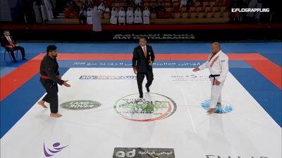 Yahia Al Hammadi vs Paulo Brasil Da Silva Abu Dhabi World Professional Jiu-Jitsu Championship