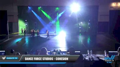 Dance Force Studios - Cohesion [2021 Youth - Prep - Jazz Day 2] 2021 CSG Dance Nationals