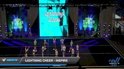 Lightning Cheer - Inspire [2020 L1 Youth Day 1] 2020 Feel The Power East