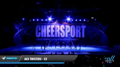 ACX Twisters - C2 [2021 L2 Youth - Small - A Day 1] 2021 CHEERSPORT National Cheerleading Championship