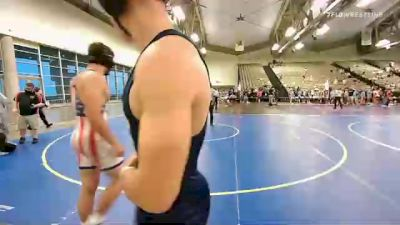 184 lbs Consi Of 8 #2 - James Tomlinson, Pro Ex vs Michael Gregg, Collingswood
