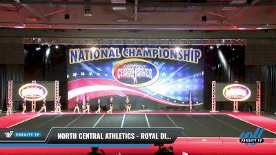 North Central Athletics - Royal Divas [2021 L6 Junior Day 2] 2021 ACP: Midwest World Bid National Championship