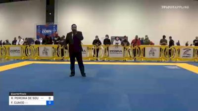 RONALDO PEREIRA DE SOUZA JÚNIOR vs FRANCISCO CUNEO 2020 Atlanta International Open IBJJF Jiu-Jitsu Championship