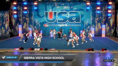 Sierra Vista High School [2020 Co-Ed Varsity Show Cheer Intermediate Day 1] 2020 USA Spirit Nationals