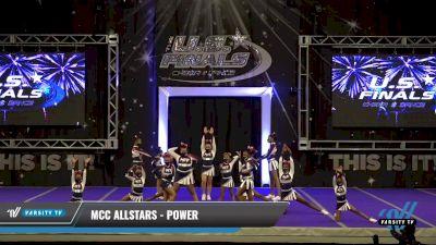 MCC Allstars - Power [2021 L3 Youth Day 2] 2021 The U.S. Finals: Ocean City