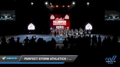 Perfect Storm Athletics - Supercells [2020 L6 International Open - NT - Coed Day 2] 2020 PAC Battle Of Champions