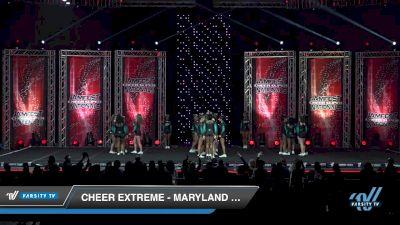 Cheer Extreme - Maryland - Fly Girls [2019 Senior - Medium 4 Day 2] 2019 JAMfest Cheer Super Nationals