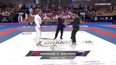 Sander Eugen Bringeland vs Shamil Gamzatov 2019 Abu Dhabi Grand Slam Abu Dhabi