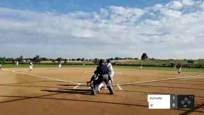 Impact Gold vs. Suncats - 2021 Colorado 4th of July - Pool Play