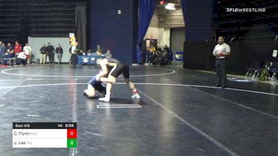 165 lbs Prelims - Connor Flynn, Missouri vs Joe Lee, Penn State