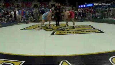 145 lbs Round Of 128 - Caleb Rathjen, Iowa vs Zander Graham, Ohio