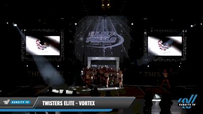 Twisters Elite - Vortex [2021 L3 Youth - D2 Day 2] 2021 The U.S. Finals: Louisville