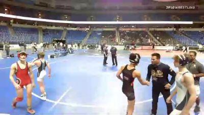113 lbs 5th Place - Pearce Phillips, North Carolina vs Logan Rozynski, Pennsylvania