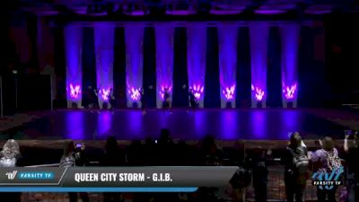 Queen City Storm - G.I.B. [2021 Junior - Pom Day 1] 2021 GLCC: The Showdown Grand Nationals