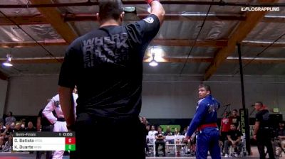 Gustavo Batista vs Kaynan Duarte World Series of Grappling #2