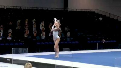 Charlotte Booth - Floor, Brandy Johnson's - 2021 Winter Cup & Elite Team Cup